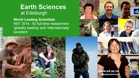Thumbnail for entry Earth Sciences at Edinburgh open day talk (slides)