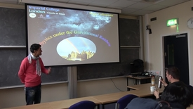 Thumbnail for entry Physics under the Gravitational Rainbow - Claudia de Rham