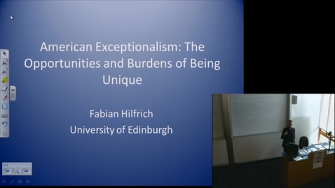 Thumbnail for entry Fabian Hilfrich (University of Edinburgh)