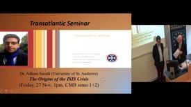 Thumbnail for entry Dr Wilfried Swenden (University of Edinburgh)