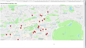 Thumbnail for entry Trip Advisor Hotels on Google Map -- Demo (stage 2)