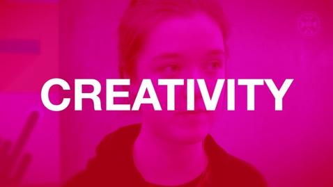 Thumbnail for entry Creativity