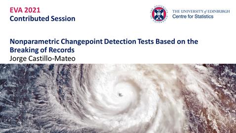 Thumbnail for entry Jorge Castillo-Mateo EVA Talk Preview