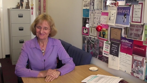 Thumbnail for entry Joan Cutting - Interviewed by Nicola Galloway- -TESOL
