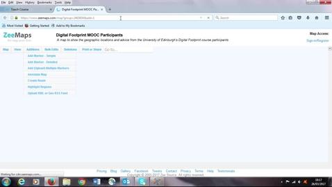 Zeemap Screencapture