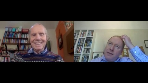 Thumbnail for entry Conversations about CVI with Professor Gordon Dutton (Part 2)