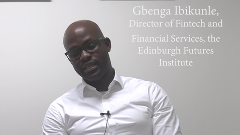 Thumbnail for entry Academic Opportunities with Fintech