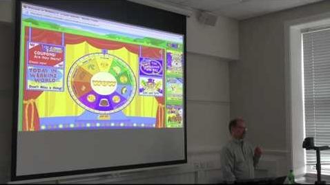 Thumbnail for entry Professor David Williamson Shaffer - Quantitative Ethnography