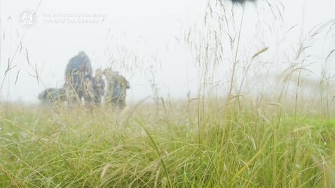 Thumbnail for entry What is ecological fieldwork like?  Scotland's amazing landscape