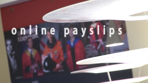 Thumbnail for entry Online Payslip News