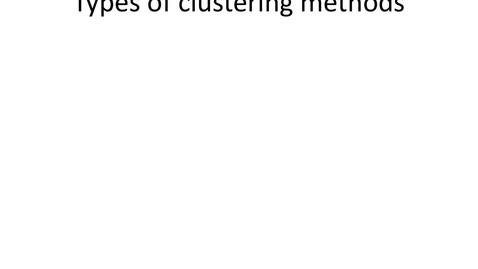 Thumbnail for entry Monothetic vs polythetic