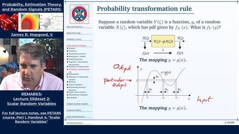 Thumbnail for entry Topic 21:  Probability Transformation Rule and Its Applications (PETARS, Chapter 4)