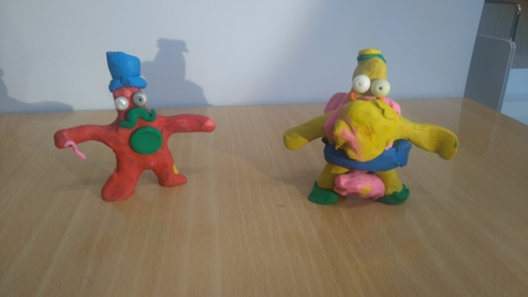 Thumbnail for entry Animating in 3D Plasticine