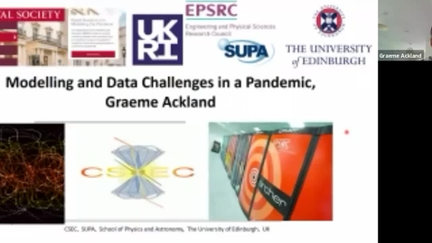 Thumbnail for entry UK-APASI in Mathematical Sciences: Graeme Ackland