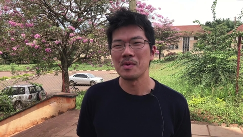Thumbnail for entry Global eHealth online masters: Masafumi Komori - student testimonial