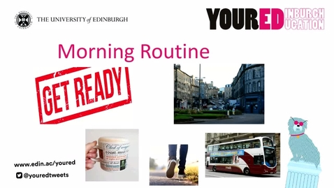Thumbnail for entry YourEd: A Day in Life of a Law MSc student
