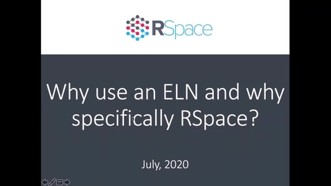 Thumbnail for entry 2020-07-15_RSpace_CMVM_demo