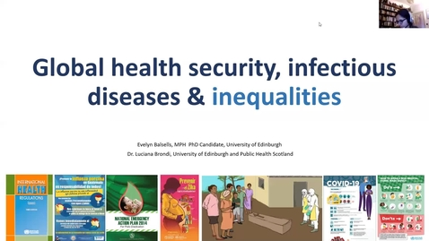 Thumbnail for entry Balsells and Brondi (2020) Global health & infectious diseases: security and inequalities after the IHR (2005)