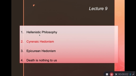 Thumbnail for entry Ancient Lecture 9.2