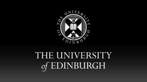 Thumbnail for entry Edinburgh Imaging - Advancing health through excellence in imaging science