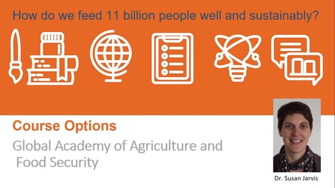 Thumbnail for entry How do we feed 11 billion people well and sustainably?