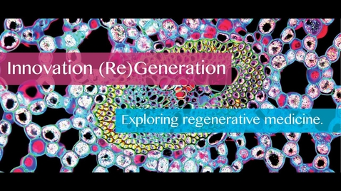Thumbnail for entry Innovation (Re)Generation: Exploring Regenerative Medicine