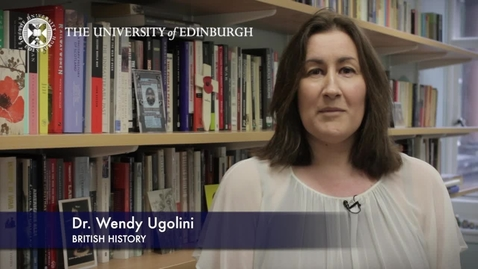Thumbnail for entry Dr Wendy Ugolini -British History- Research in a Nutshell