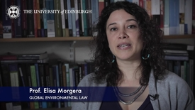 Thumbnail for entry Elise Morgera-Global Environmental Law-Research In A Nutshell-School of Law-27/05/2015