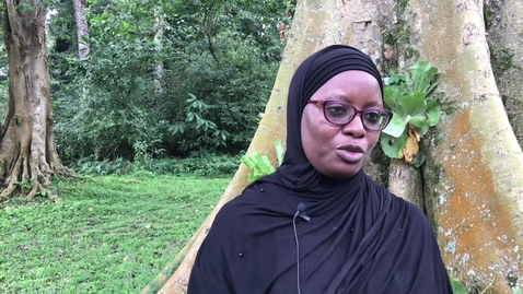 Thumbnail for entry Master of Public Health online: Fatima Mahmud-Ajeigbe- student testimonial