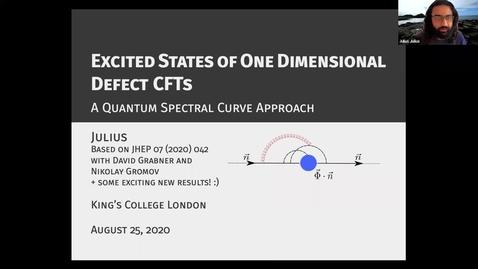 Thumbnail for entry South East Mathematical Physics Seminar: Julius Julius, King's College