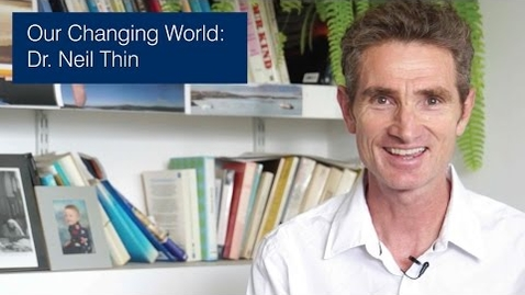 Thumbnail for entry Social wellbeing: the global happiness epidemic with Dr Neil Thin