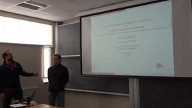 Thumbnail for entry PPT Seminar: Structure of rapidity divergences in soft factors - Alexey Vladimirov (Universitaet Regensburg)