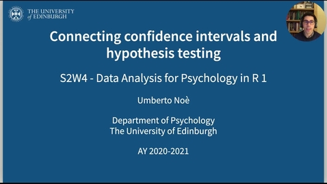 Thumbnail for entry dapr1 - hypothesis testing and CIs (a)
