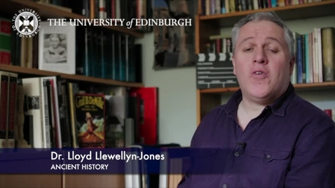 Thumbnail for entry Lloyd Llewellyn-Jones: A Hollywood epic!!!