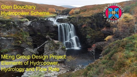 Thumbnail for entry Lecture 2 Hydrology