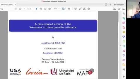 Thumbnail for entry Jonathan El Methni EVA Talk Preview