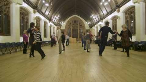 Thumbnail for entry Scottish country dancing