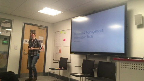 Thumbnail for entry BI Tools - UX Showcase lightning talk