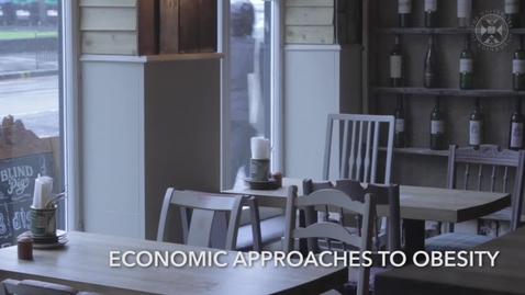 Thumbnail for entry Understanding obesity - Economic approaches to obesity