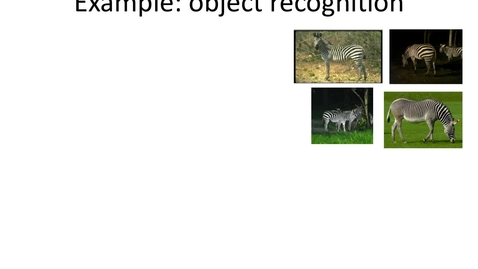Thumbnail for entry Attributes for Object Recognition