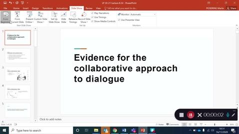 Thumbnail for entry Language Production Lecture 8 Part 24