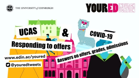 Thumbnail for entry UCAS and Covid-19 Questions