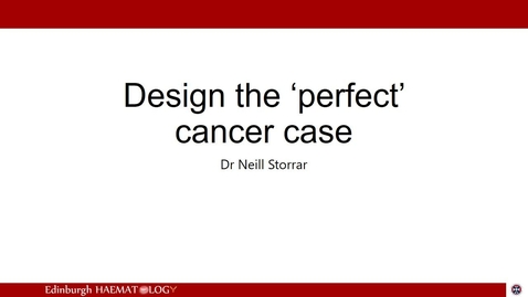Thumbnail for entry Design the 'perfect' blood cancer