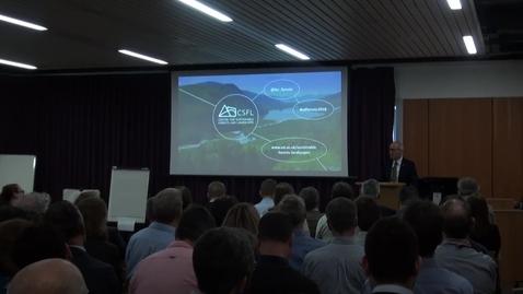 Thumbnail for entry CSFL Launch - 02 - Charlie Jeffrey
