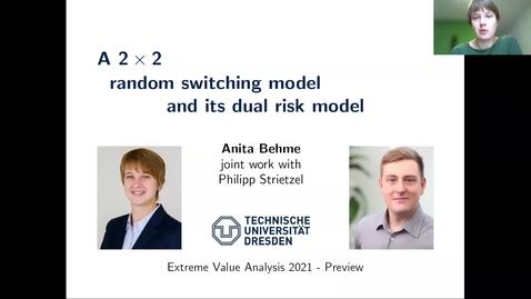 Thumbnail for entry Anita Behme EVA Talk Preview