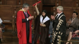 Thumbnail for entry Malala - Honorary Graduation