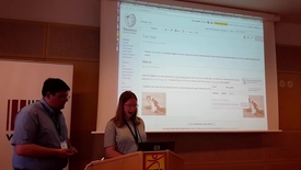 Thumbnail for entry Citoid (the box on Wikipedia that resolves citations): State of the art and Wikidata integration - Katie Filbert, James Forrester