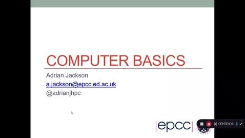 Thumbnail for entry INFD11016 Week 7: Computer Basics