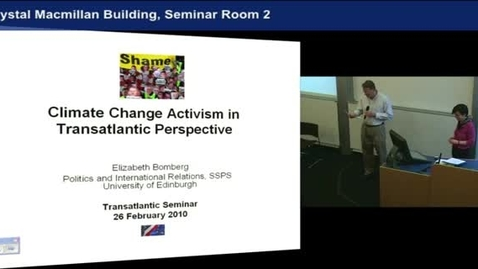 Thumbnail for entry Elizabeth Bomberg (University of Edinburgh)