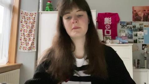 Thumbnail for entry Hannah McCormick Intro Video to EdiUni